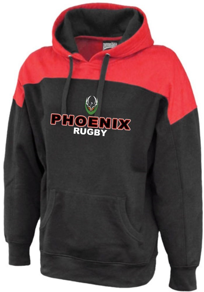 *NEW* Phoenix Embroidered  Hoodie